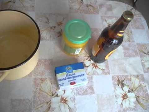 Лечение сухого сильного кашля  Народные средства. (Treatment of strong dry cough. Peoples remedy) (видео)