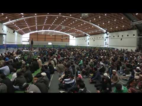 Jahresversammlung (Ijtema) 2013 der Jugendorganisation (Khuddam) - Wissenswettbewerbe