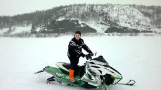 9. Arctic Cat 2013