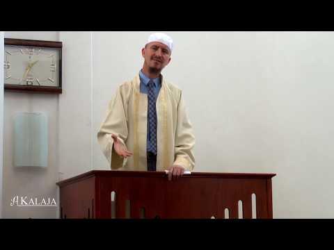 Dyert e qiellit dhe muaji Shaban - Dr. Imam Ahmed Kalaja