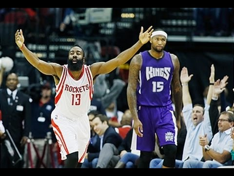 NBA Highlights: Kings @ Rockets 11/26/2014
