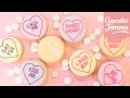 Download Lagu Lemon Ganache Love Heart Valentine's Cookies | Cupcake Jemma Mp3 Free