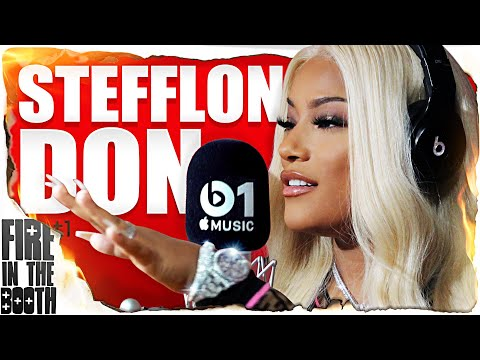 Stefflon Don – Fire In The Booth