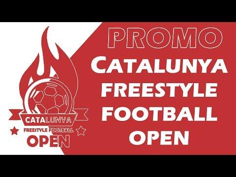 PROMO CFFO 2019 (Catalunya Freestyle Football Open)