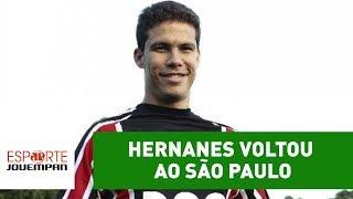 O São Paulo anunciou a contratação de Hernanes, que estava no futebol chinês. O que esperar do retorno do meio-campista?