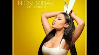 Nicki Minaj videoclip Pills N Potions (Liam Keegan Radio Edit)