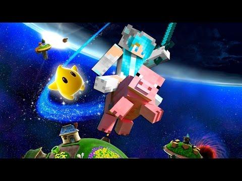 Mario - Mapa de Mario Galaxy de Minecraft ¡Aventuras espacial! No te lo pierdas :D Juegos baratos: http://www.instant-gaming.com/es/igr609803/ Suscribete ^.^ ES GRATIS: http://goo.gl/MyO8in Link...