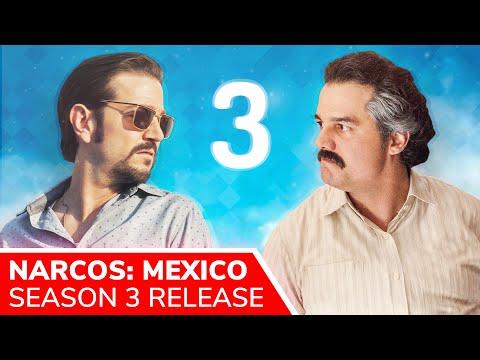 NARCOS MEXICO Season 3 Release Confirmed for 2021. Diego Luna is NOT returning as Felix Gallardo