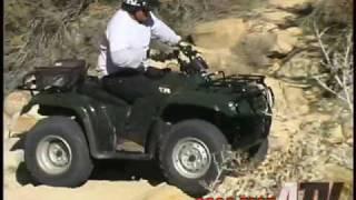 7. ATV Television - 2003 Suzuki Eiger Test
