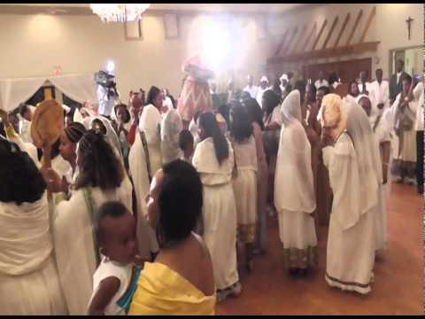 Eritrean Wedding July 2014 Woldu and Eritrea Melsi