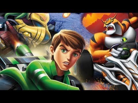 BEN 10 GALACTIC RACING E3 2011 Trailer