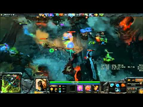 Dota 2:Dread, Solo322&Co: Black-Gaming :D