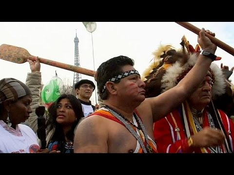 Παρίσι: Ιθαγενείς ενωμένοι για την σωτηρία του πλανήτη