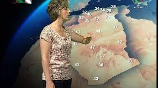 Prévisions météorologiques - 15 juillet 2020