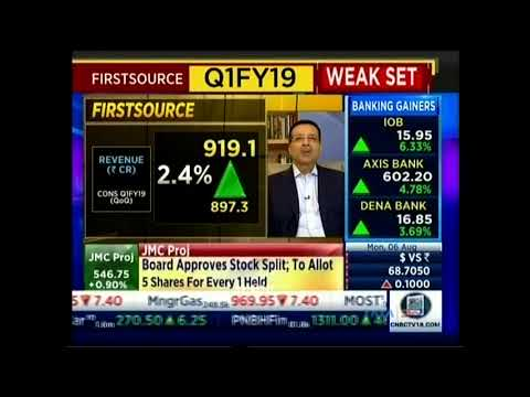 FSL Q1 Results On CNBC TV   6 8 2018