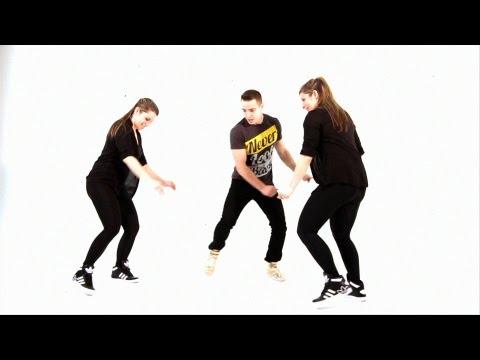 Танцы на дискотеке. Видеообучение.