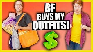 Video BOYFRIEND BUYS MY OUTFITS! MP3, 3GP, MP4, WEBM, AVI, FLV Juli 2019