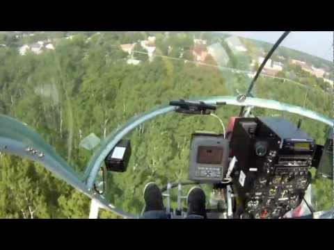Helicopter Low Level Spraying GoPro