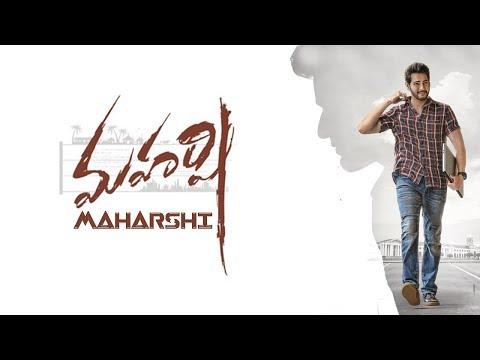 Maharshi (2019) | Trailer & Full Movie Subtitle Indonesia | Mahesh Babu, Pooja Hegde, Allari Naresh