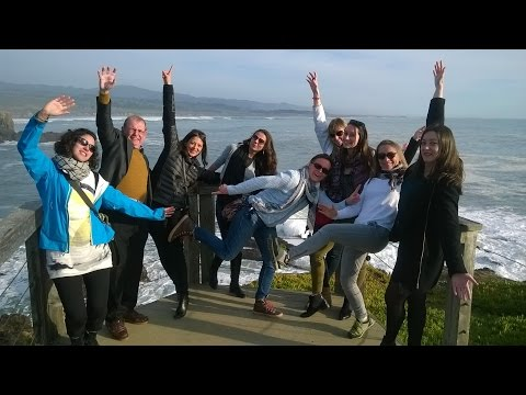 Hi - Highway 1 Highlights!! 2016 French Fam Trip Video Diary - Day 3