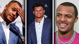 NFL Players REACT to Patrick Mahomes' MASSIVE HALF A BILLION DOLLAR CONTRACT! by Total Pro Sports