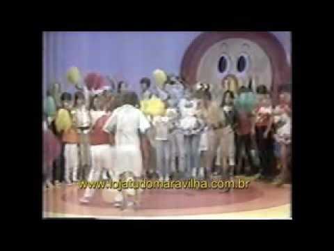 1987   Show Maravilha 3º Programa 080487 Mara Maravilha