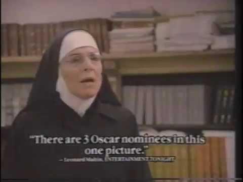 Agnes Of God 1985 TV Spot