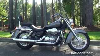 5. Used 2007 Honda Shadow 750 Motorcycles for sale - Sarasota, FL