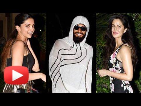 Ranveer Singh DITCHES Deepika Padukone, Parties Wi