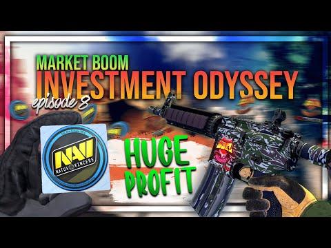 CS:GO INVESTMENT ODYSSEY | Episode 8 | Market BOOM