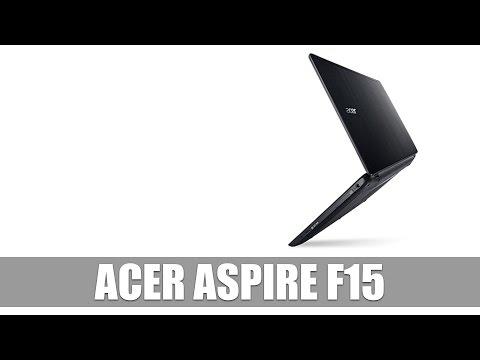 Acer Aspire F15: Mittelklasse-Notebook mit GTX 940MX im Test