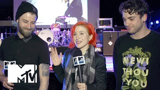 Paramore's Hayley Williams Talks Wedding Playlist | MTV