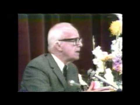Talk Show - Buckminster Fuller and Maharishi Mahesh Yogi Press Conference (1971)