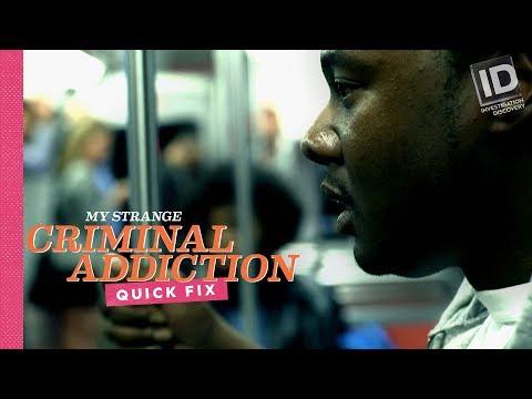The Subway Sex Addict | My Strange Criminal Addiction