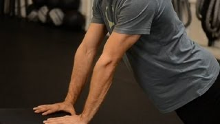Anterior Serratus Push-Ups : Office Exercises&More