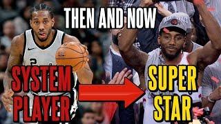 Video How Kawhi Leonard Went From a Role Player To NBA LEGEND MP3, 3GP, MP4, WEBM, AVI, FLV Juni 2019