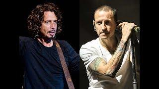 Márcia Fernandes comenta se o suicídio de Chris Cornell teve alguma ligação com o suicídio de Chester Bennington. Ambos eram super amigos e no dia do suicídio de Chester, era também o aniversário de Chris Cornell. Qual a ligação de tudo isto?