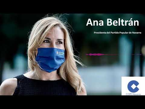 Ana Beltrán defiende a las Fuerzas y Cuerpos de Seguridad