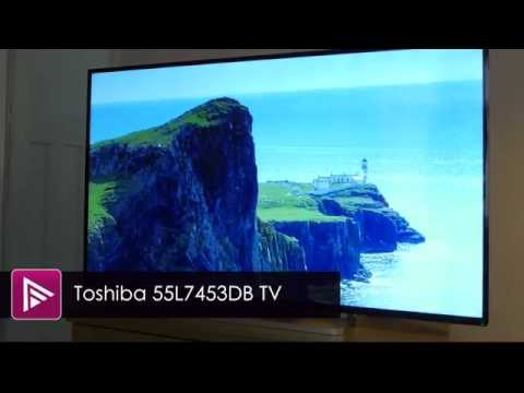 Toshiba 55L7453DB LED TV Review