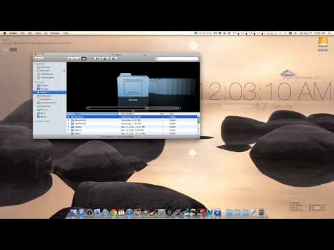 Cheap i5-Hackintosh (видео)