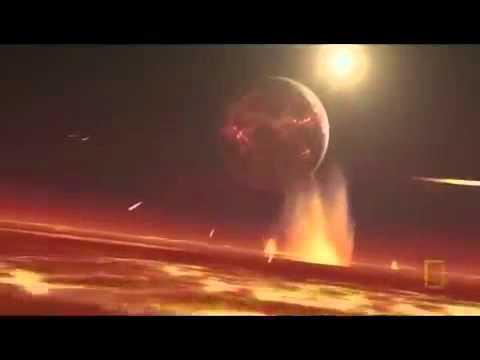 Sự hình thành và phát triển trái đất trong 1 phút