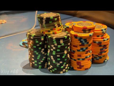 Playing $10-$20 in Las Vegas   Poker Vlog #66