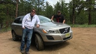 2013 Volvo XC60 T6 Off-Road Challenge&Review