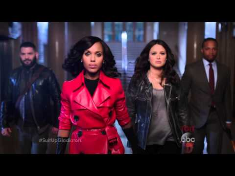 Scandal Season 5 (Promo 'The White Hat's Off')