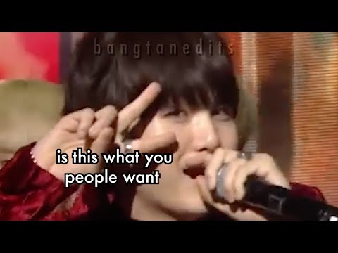 a summary of bts: encore stage edition