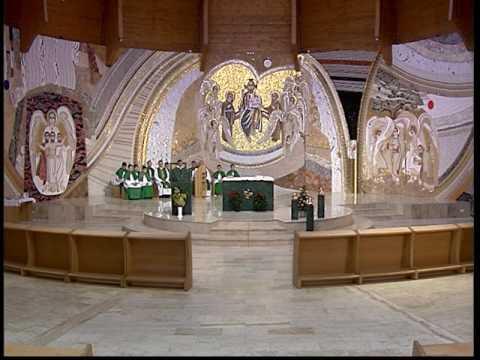 2017-02-19 Vasárnapi szentmise a Gazdagréti Szent Angyalok Plébánián
