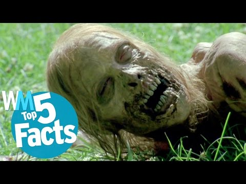Top 5 Real-Life Zombie Facts