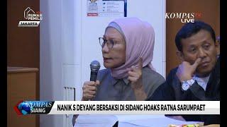 Video Kesal dan Jengkel, Ratna Sarumpaet: Nanik Deyang Banyak Berbohong MP3, 3GP, MP4, WEBM, AVI, FLV Juni 2019
