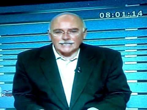 il giornalista di telecolore salerno chiude il tg salutando i veronesi