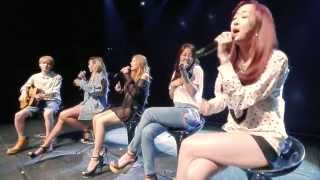 SISTAR(씨스타) - Touch my body(터치마이바디) Acoustic...